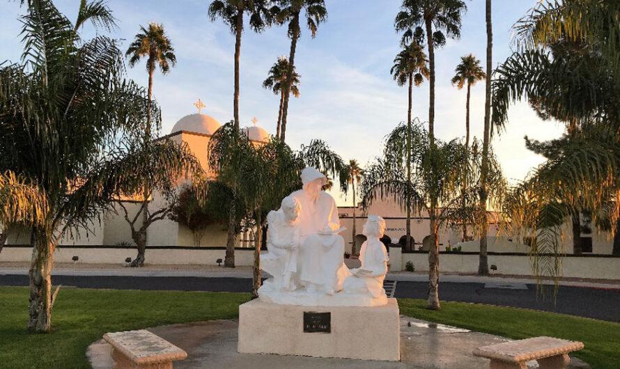 History of St. Elizabeth Seton Parish