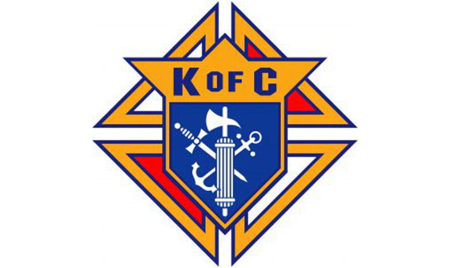 """Who are these men called the """"Knights of Columbus""""?"""